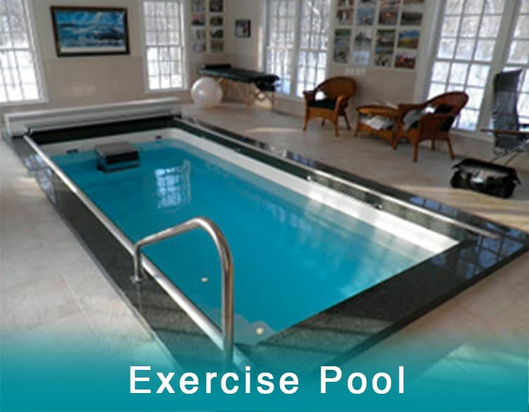 Exercise Pool, Endless Pool, Swim Spa