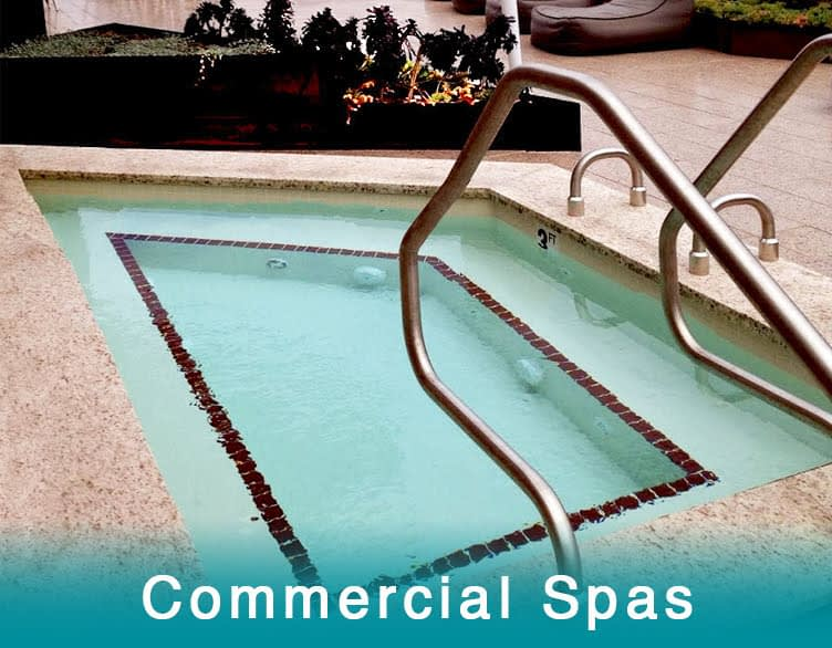 Commercial Spa, Hot tub, Jacuzzi, Whirlpool